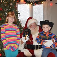 Pictures with Santa 2015