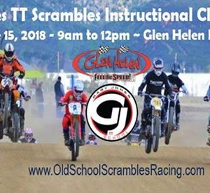 G.J. TT Scrambles Instructional Class