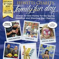 Hewitts Charity Family Fun Day