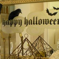 Free Class Haunted Harvest Decorating