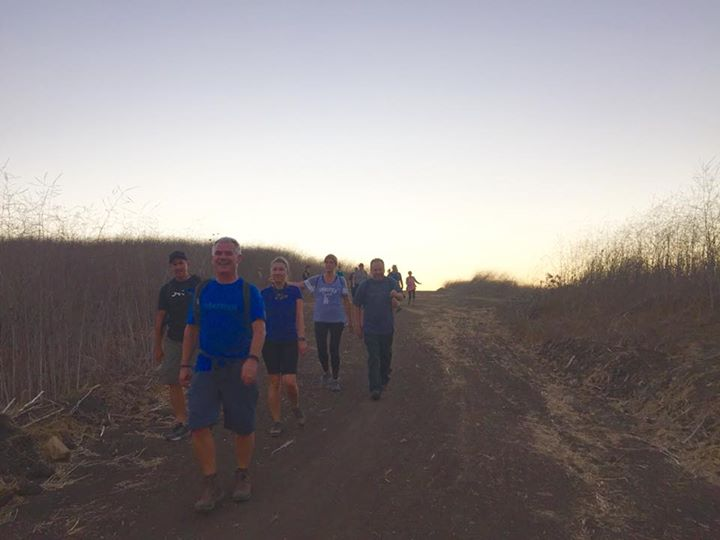 Chino Hills State Park San Juan Hill - Conditioning Hike
