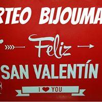 Particip del sorteo Feliz San Valentin