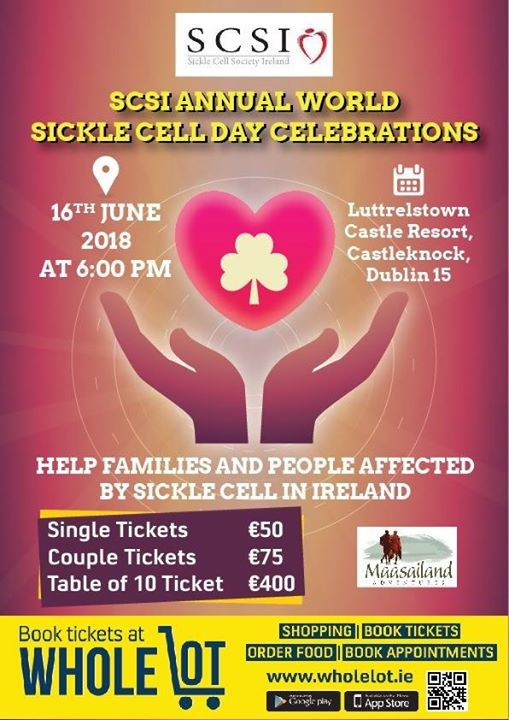 Sickle Cell Day Celebrations