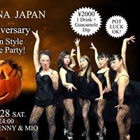 Vida Latina 6 Year Anniversary &amp Halloween Guacamole Party