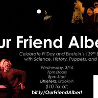 AoTNYC Our Friend Albert