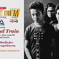 The Local Train at Carpe Diem - IIM Calcuttas Cultural Festival