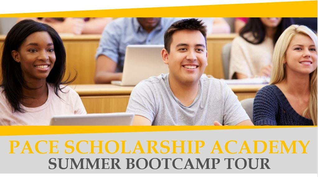 Pace Scholarship Academy 2018 Summer Bootcamp Tour (Columbia SC)