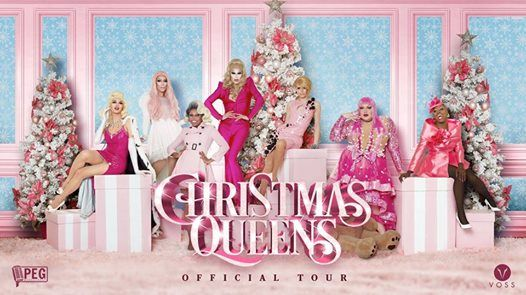 Christmas Queens - Amsterdam