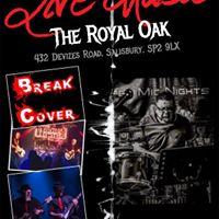 Break Cover Live At The Royal Oak