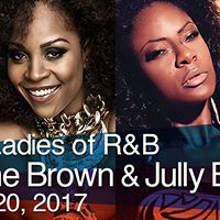 Ladies of R&ampB - Divine Brown &amp Jully Black