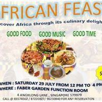 AFRICAN FEAST