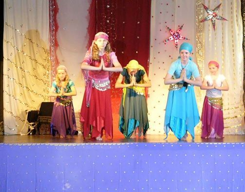 Childrens Gypsy Belly Dance Course