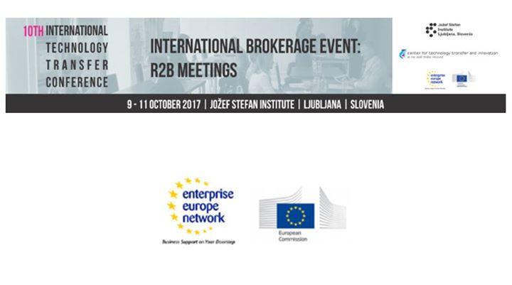Vabilo na R2B sestanke v okviru 10. ITTC