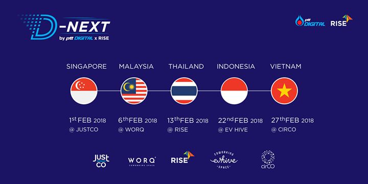 D-Next Launch In Indonesia