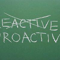 Proactive Management Workshop