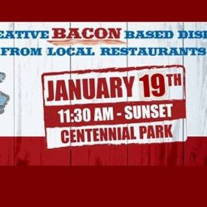 Bacon Jam at Centennial Park
