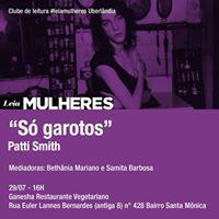 Leia Mulheres Uberlndia - Especial Ms do Rock