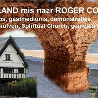 Engeland reis naar Roger Colman - van mediumworkshops tot strand