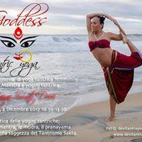 Goddess tantric yoga workshop-Milano 2 Dicembre 2017