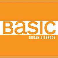 Basic Quran Literacy [33rd Intake]
