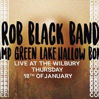Rob Black Band (TN) Hallow Bones Camp Green Lake