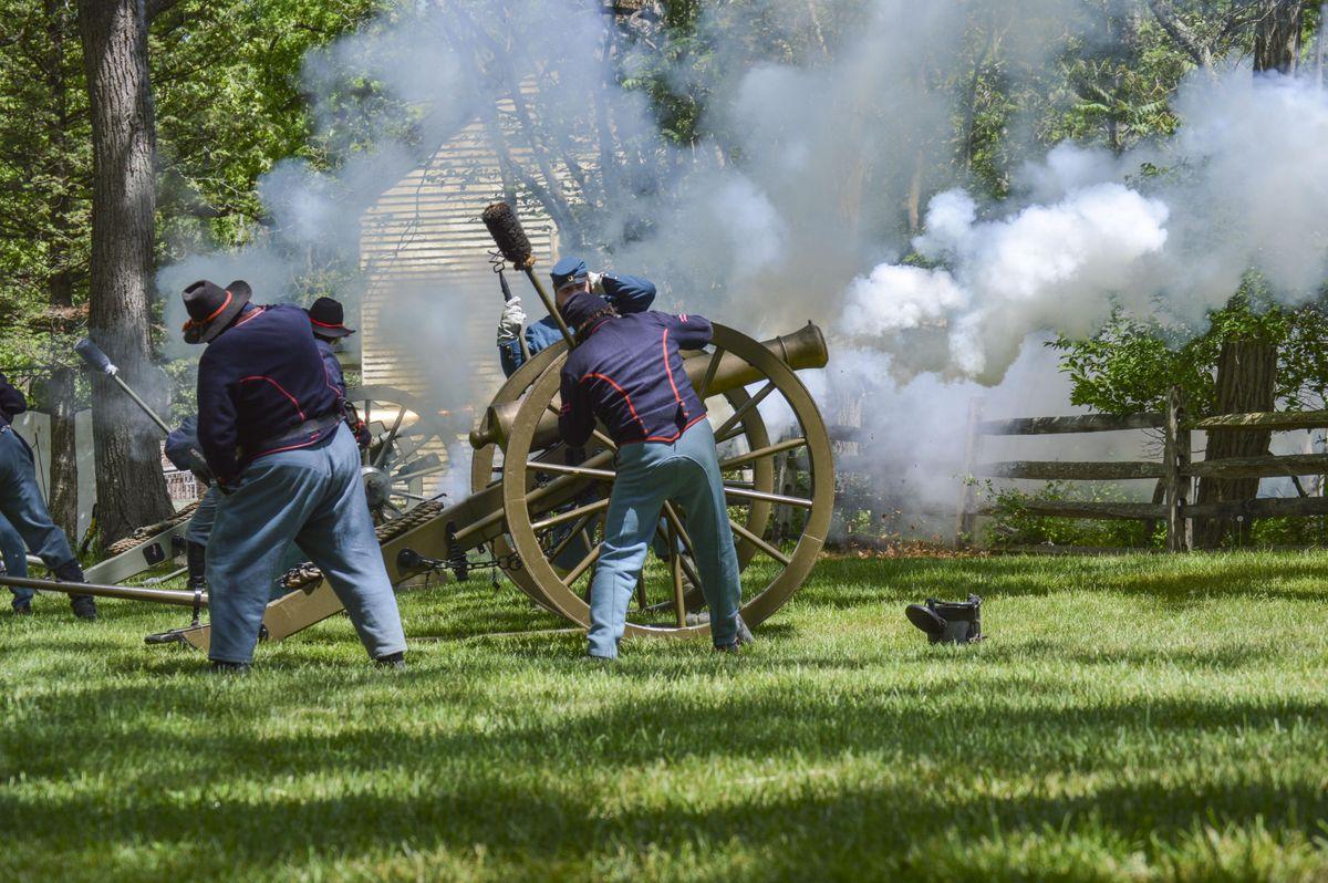 Civil War Lantern Tour Skirmish & Concert