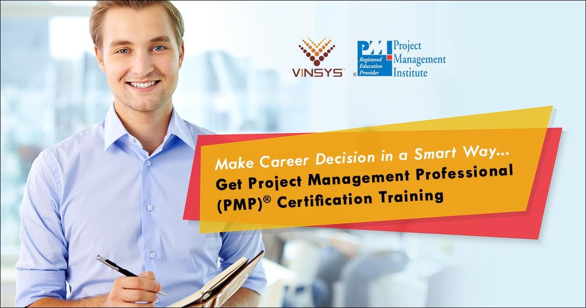 Enroll For Pmp Certification In Pune Pmp Training In Pune Vinsys