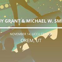 Amy Grant &amp Michael W. Smith in Orem
