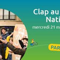 Clap Au Velo Etterbeek - Etterbeek applausdag voor fietsers