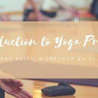 Introduction to Yoga Program