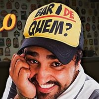 Stand Up Comedy com Hallorino Jr