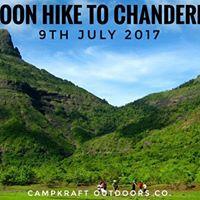 Monsoon hike to Chanderi fort
