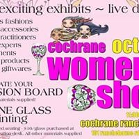 Cochrane &amp Area Womens Show