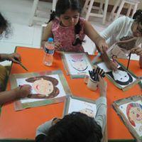 Summer Art for Kids