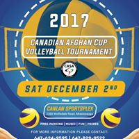Canadian Afghan Cup 2017 - Volleyball
