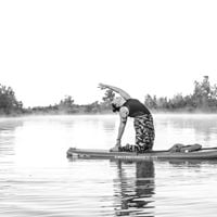 Complimentary SUP - with Ashley Bourgeois