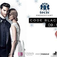 CODE BLACK  Premium Nightlife Event (Christmas Edition)