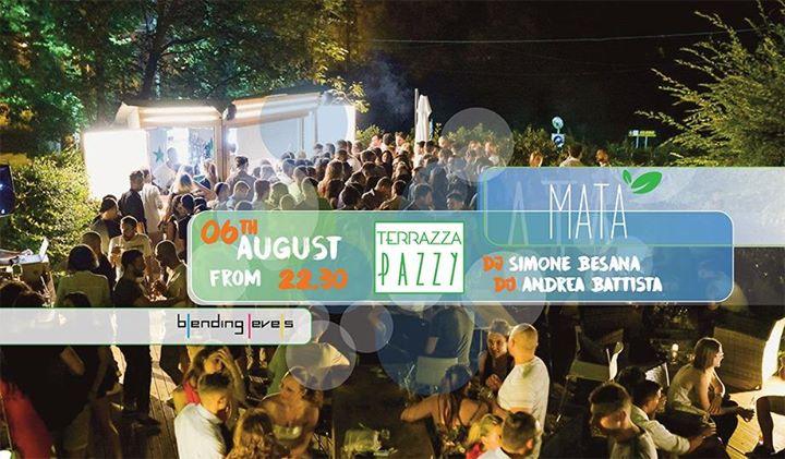 Terrazza Pazzy 6 08 Closing Party At Terrazza Mata Via