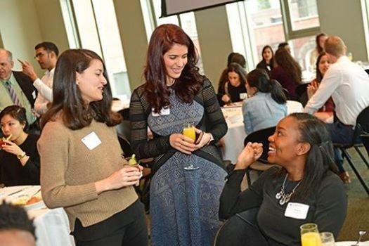 NYU Dentistry Alumni & DDS Students Mentorship Brunch
