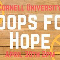 Hoops for Hope Cornell