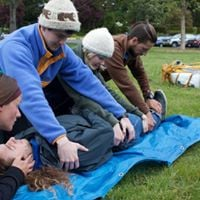 Canmore Wilderness First Aid 50 Training - Workshop