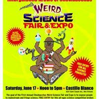 Chewbacchus Weird Science Fair &amp Expo