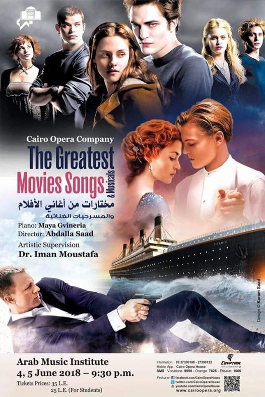 The Greatest Movies Songs & Musicals