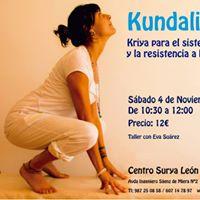 Kundalini Yoga. Kriya para fortalecer el sistema inmune.