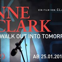 Preview-Mannheim &quotAnne Clark - Ill Walk Out Into Tomorrow&quot