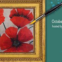 October Paint Night (October 25th)