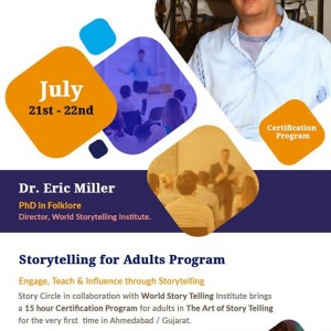 Fundamentals of Storytelling Certification program for Adults