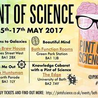 Pint of Science - Bath