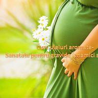 Aromaterapie in masajul pre si post natal -ARAD