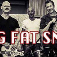 Big Fat Snake koncert i Silkeborg